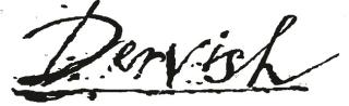 Dervish logo